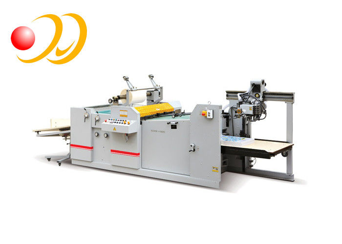 Fully Automatic Film Laminating Machine With Programmable Control
