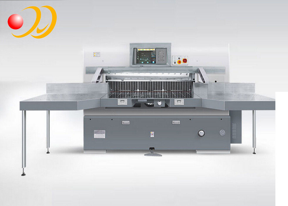 15 Inch Automatic Paper Cutting Machine Computerized Multi - Language
