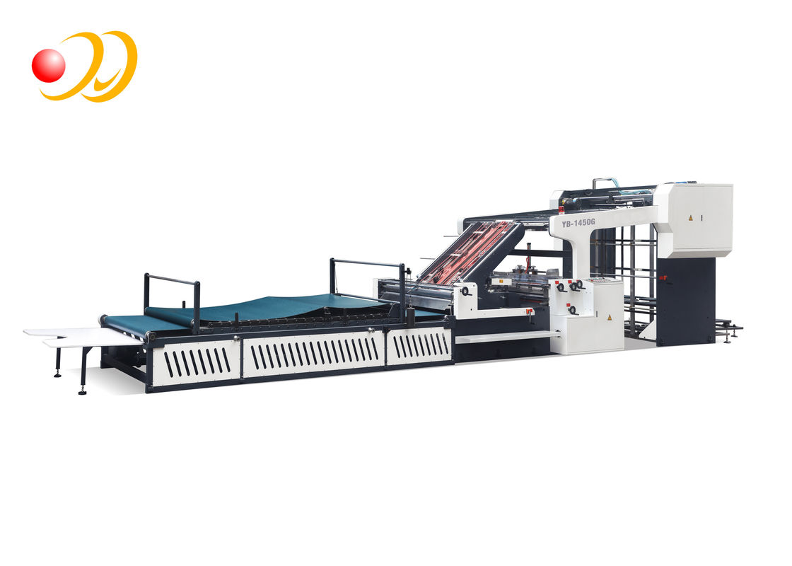 Cardboard Film Lamination Machine Intelligent High Performance